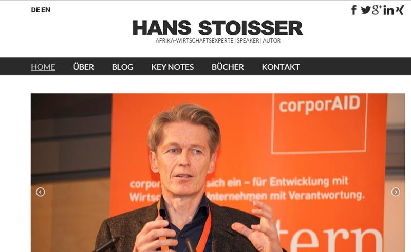 MAG. HANS STOISSER, MBA